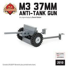 brickmania jeep instructions restock m3 37mm anti tank gun brickmania blog