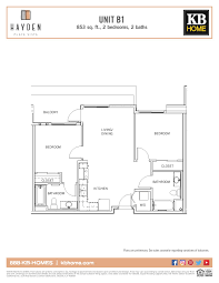 Floor Plans For Condos by Hayden Phase Ii Jgold Group