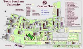 Lsu Parking Map Tsu Campus Map Adriftskateshop