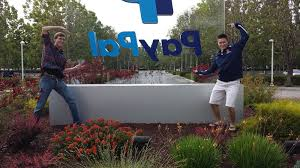 San Jose Botanical Garden Paypal Sign In Front Of The M Paypal Office Photo Glassdoor