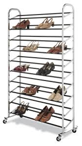 Container Store Shoe Cabinet Rack Best Metal Shoe Rack Ideas Wall Mounted Metal Shoe Rack
