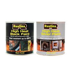 resto coatings coo var heat resistant gloss black paint