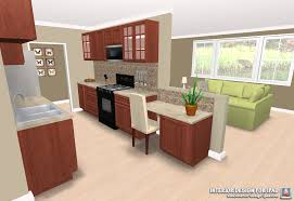 free 3d kitchen design home decoration ideas