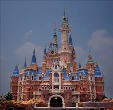 visiting shanghai disneyland touringplans com blog mosaic on castle s main floor