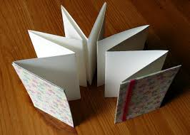 accordion photo album how to make an accordion book brightly