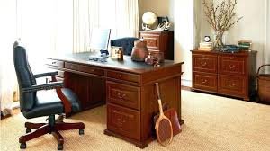 office desk mahogany mahogany desk hutch partners computer desk