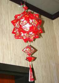 New Year Decorations Ideas For Office by Qin Lin Chinese Paper Crafts