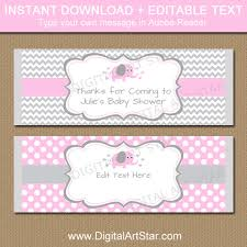 editable chocolate bar wrapper template printable pink