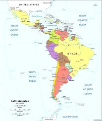 political map of central america and the caribbean central and northern asia political map roundtripticket me