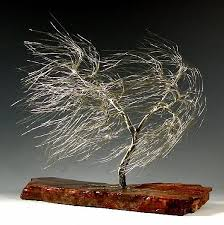 20 best trees of wire images on wire trees wire tree