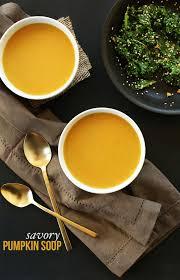 thanksgiving soups recipes simple pumpkin soup minimalist baker recipes
