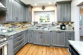 staining kitchen cabinets before and after stained kitchen cabinets grey stained kitchen cabinets what brand