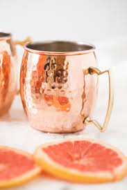 grapefruit moscow mule the sweetest occasion