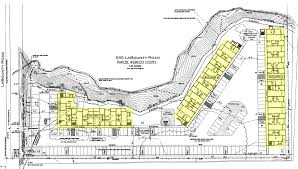 construction site plan construction begins on labounty apartments discover ferndale