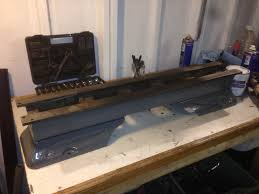 long term atlas 10f lathe restoration modification mig welding forum