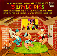 walt disney u0027s u201cthree pigs u201d records