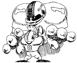 drawing football players free download clip art free clip art