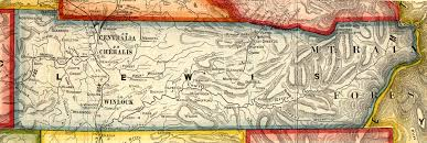 Washington Maps by Lewis County Resources