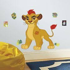 Lion King Decorations Lion King Wall Decals Ebay