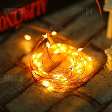 led fairy lights battery operated ywxlight 5m led christmas fairy lights battery powered copper wire
