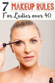 hair color for over 40 with blie eyes 7 makeup rules for ladies over 40 your beauty architect yummy