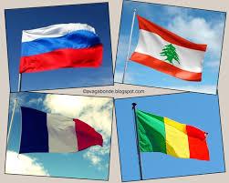 Paris Flag Recollections Of A Vagabonde November 2015