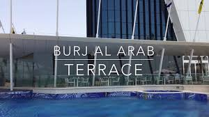 Burj Al Arab by Burj Al Arab Terrace North Deck By Daylight First Day Of