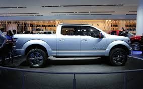 Ford F250 Concept Truck - on atlas and ecoboost with ford truck group u0027s marketing chief