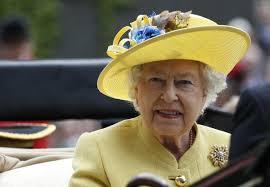 Queen Elizabeth by Queen Elizabeth Recovering From Cold Resumes Duties Report