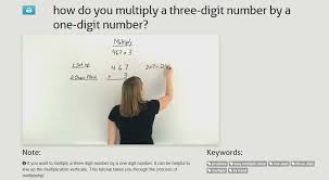 teaching 4 nbt b 5 u2013 multiply a whole number of up to four digits