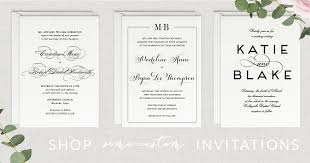 pink chagne paper invitation stationery design