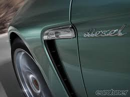 Porsche Panamera Diesel - porsche panamera diesel luxury four door eurotuner magazine