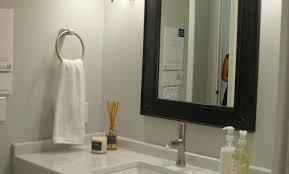 diy bathrooms ideas diy bathroom mirror frame ideas impressive large reclaimed wood