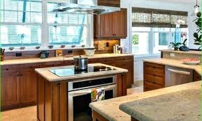 kitchen island with oven kitchen island with oven and cooktop altmine co