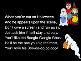 ppt the boogie woogie ghost powerpoint presentation id 238510