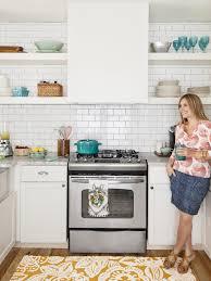 small white kitchen interior design
