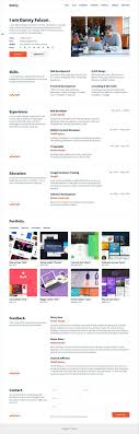 web resume the 25 best web developer resume ideas on javascript