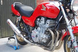 details zum custom bike honda cb 750 sevenfifty des händlers hk