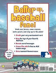 major league baseball the big book of activities hawk u0027s nest