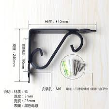 Decorative Metal Wall Shelves Compare Prices On Bracket Wall Shelves Online Shopping Buy Low
