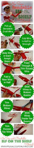 no sew bendable elf on the shelf tutorial easy diy craft easy