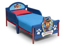 paw patrol plastic 3d toddler bed delta children u0027s products