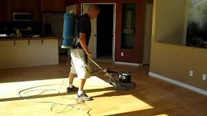 wood floor screening buffing recoating in scottsdale sun city