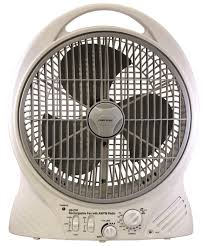 battery powered extractor fan sonic gs 27r rechargeable battery operated portable fan with am fm