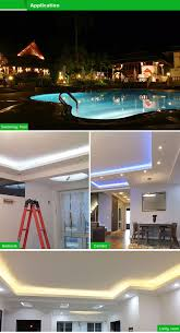 ip67 tube waterproof smd 5050 5m 300leds dc12v led strip lights