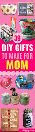 Presents For Mom Best 25 Diy Gifts For Mom Ideas On Pinterest Gifts For Mom
