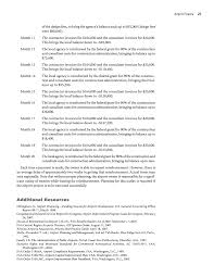 Contract Administration Job Description Chapter 2 Airport Finance Guidebook For Managing Small