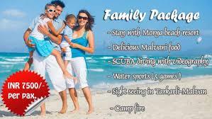 family package morya resort
