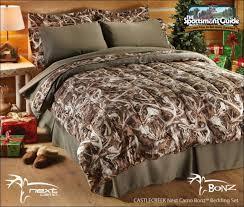 Cabin Bed Sets Bedroom Wonderful Deer Comforter Sets Bed In A Bag Deer