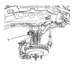 chevrolet sonic repair manual front and rear suspension